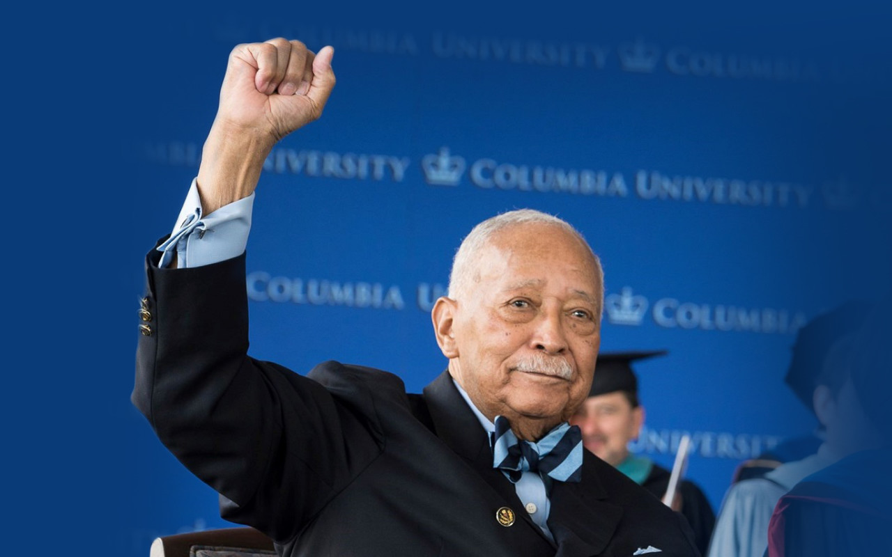 longtime board member former nyc mayor david dinkins reflects on path to education posse the posse foundation longtime board member former nyc mayor
