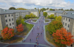 The Villanova campus.