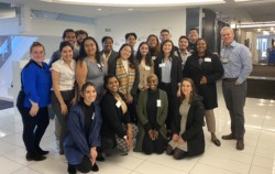 Posse Scholars at Boston Consulting Group in San Francisco.