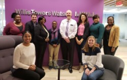 Willis Towers Watson and Posse D.C. staff.