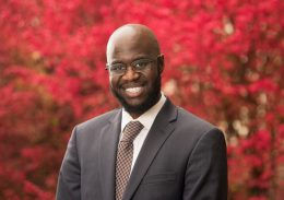 Carleton Posse alumnus Mouhamadou Diagne is now a chaplain at Bucknell University.