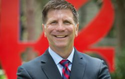 University of Pennsylvania Dean of Admissions Eric Furda.