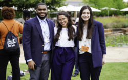 Students representing 50+ Posse partner colleges and universities were present at the 2019 PossePlus Summit.