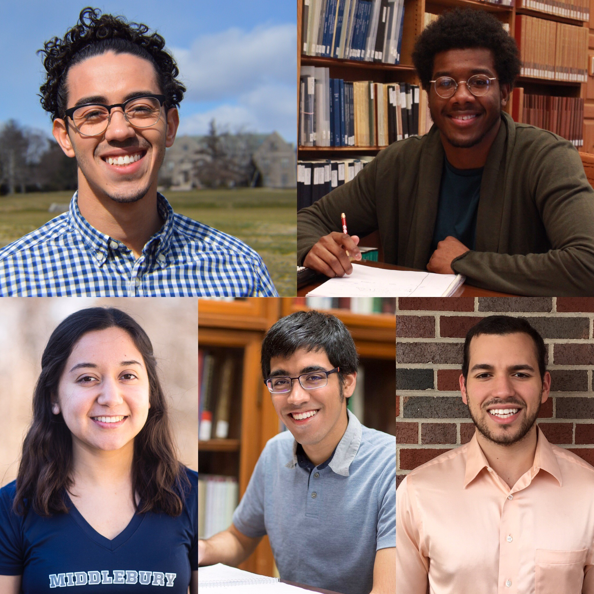 2017 Jeff Ubben Posse Fellows
