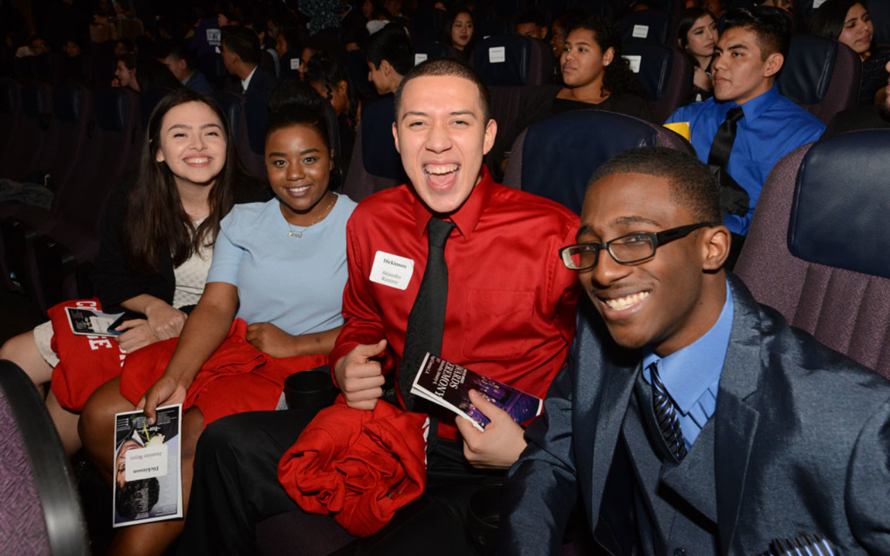 Posse Los Angeles Welcomes 90 New Scholars   The Posse